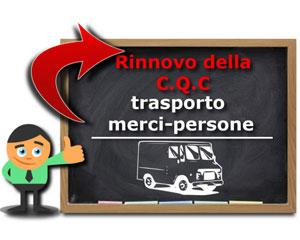 corsi rinnovo cqc roma